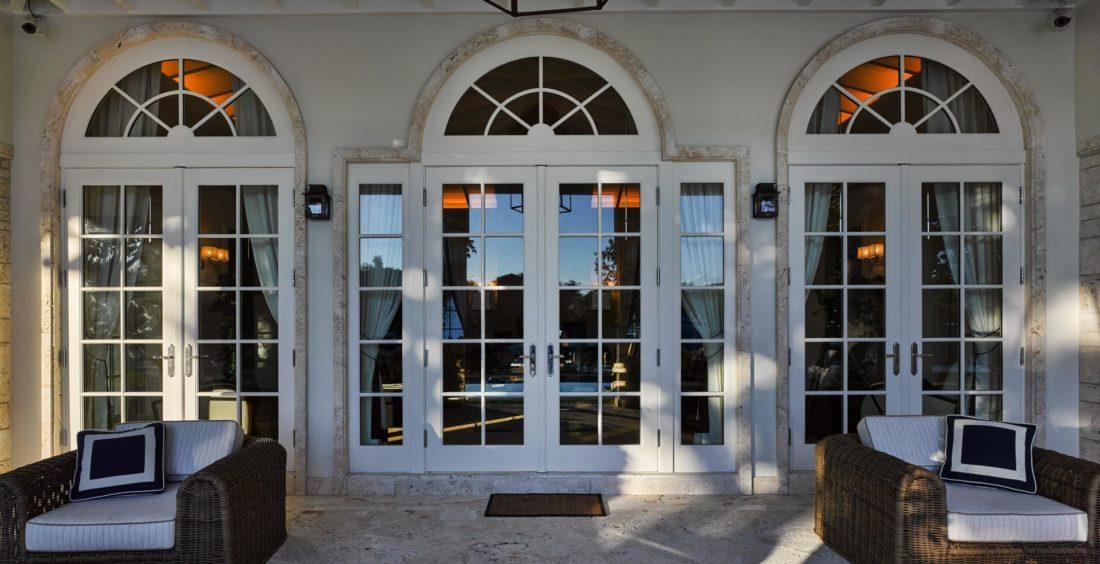 Custom back doors