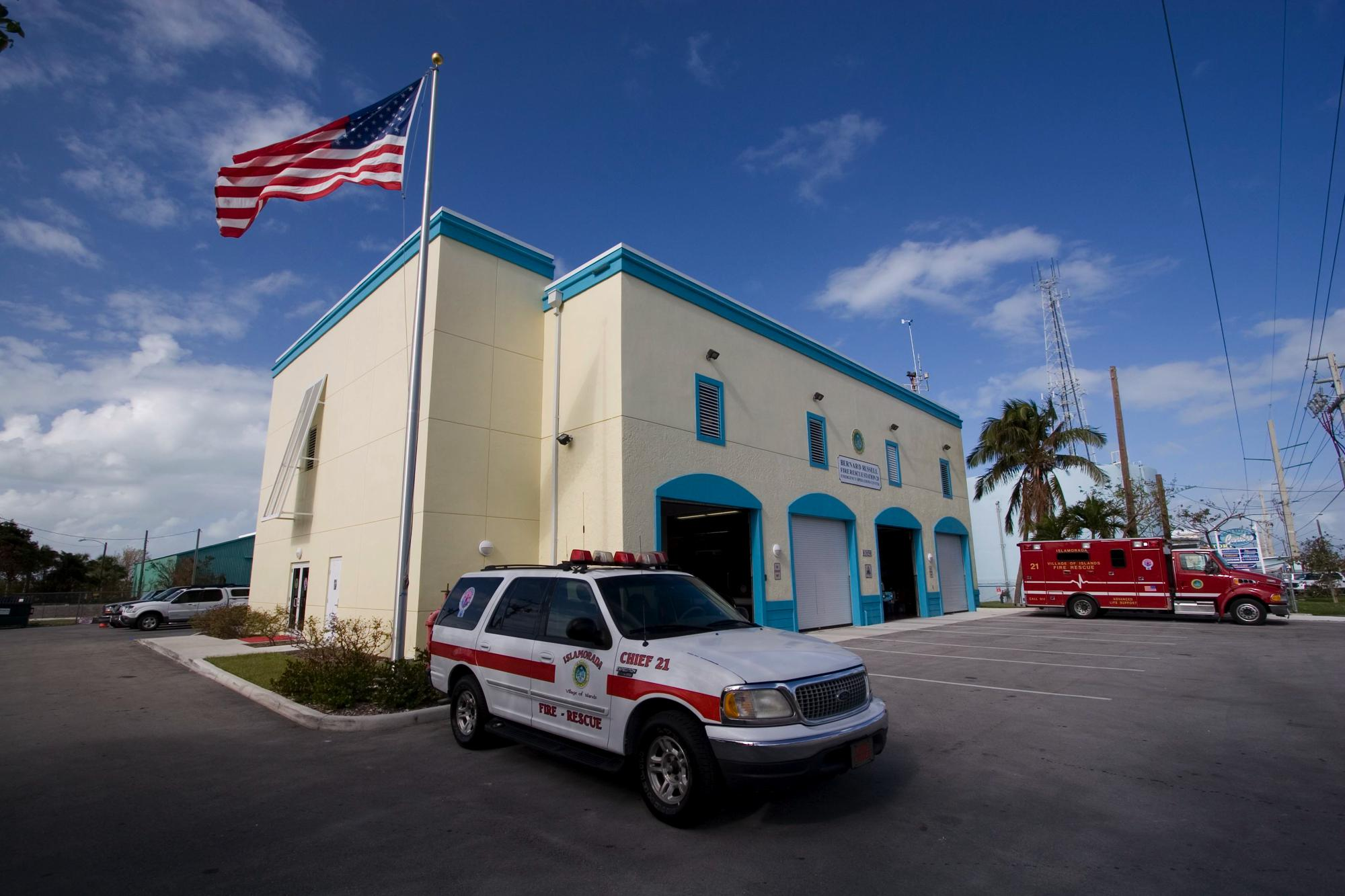 Village of Islamorada Emergency Operations Center
