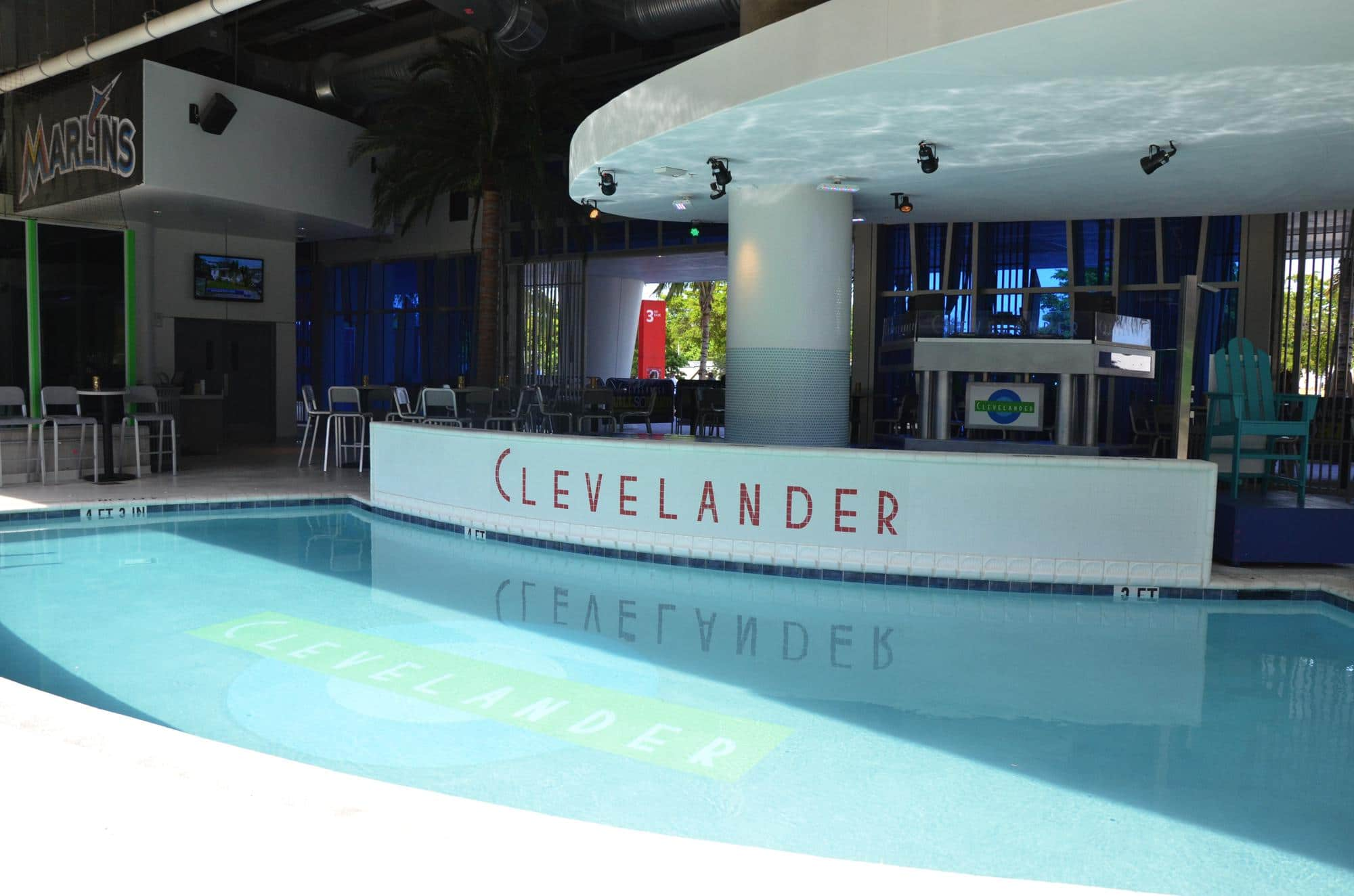 The Clevelander at Marlins Park