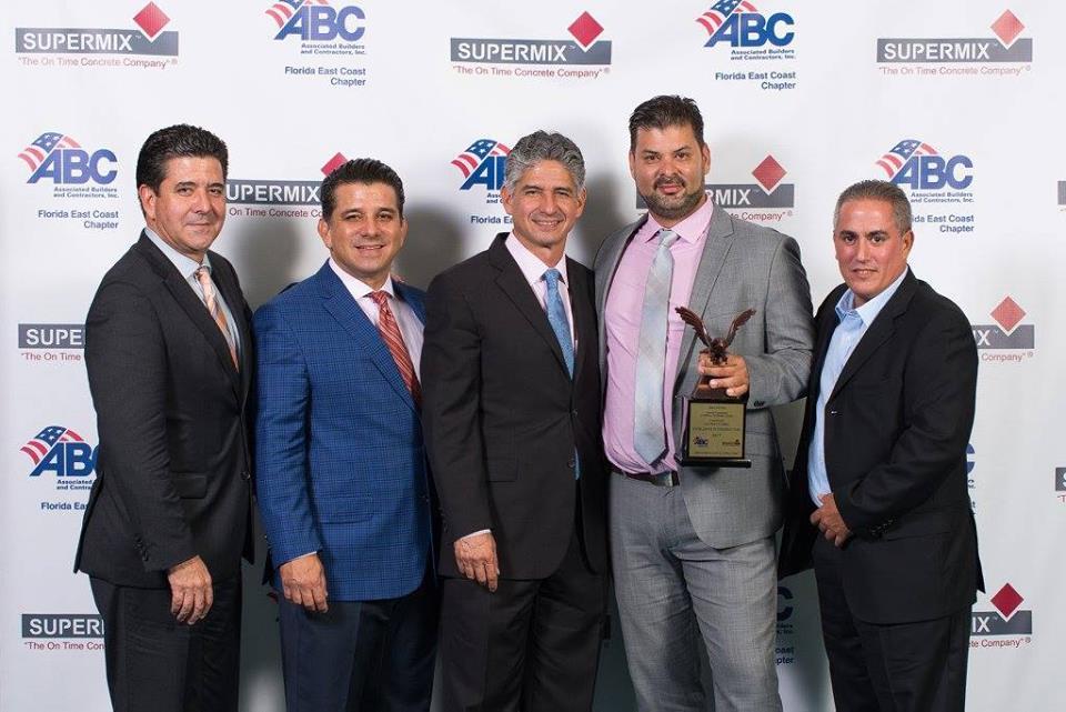 Cuesta Construction wins ABC Award