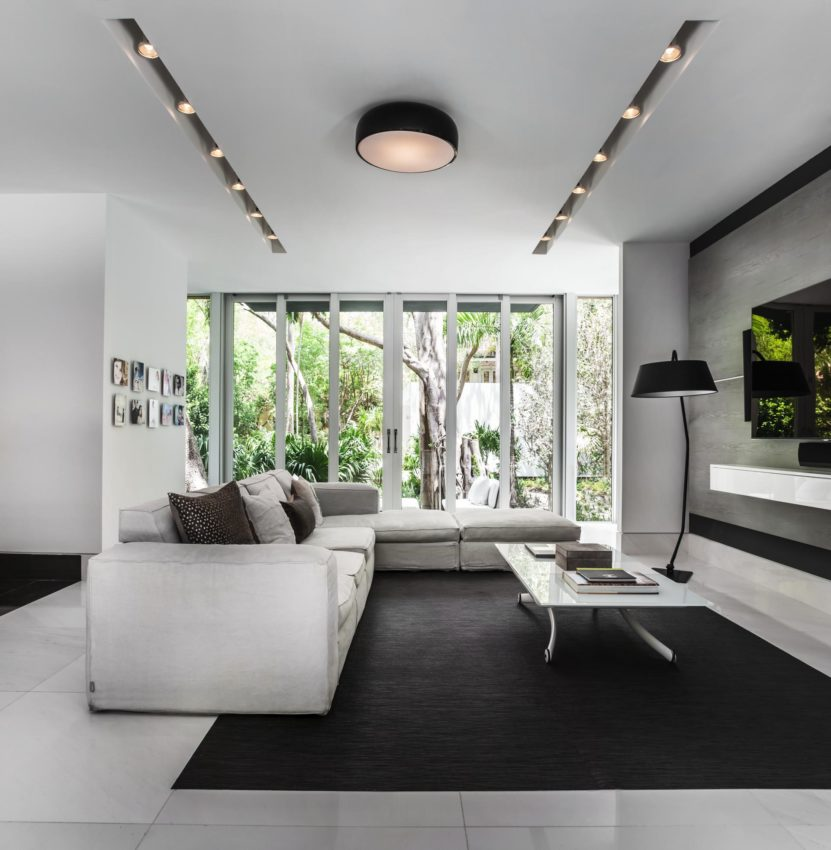 Den/additional living space