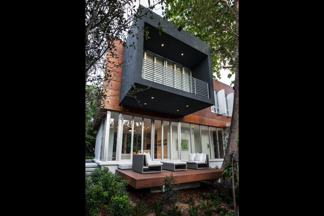 Impeccable design surrounded by natural landscape