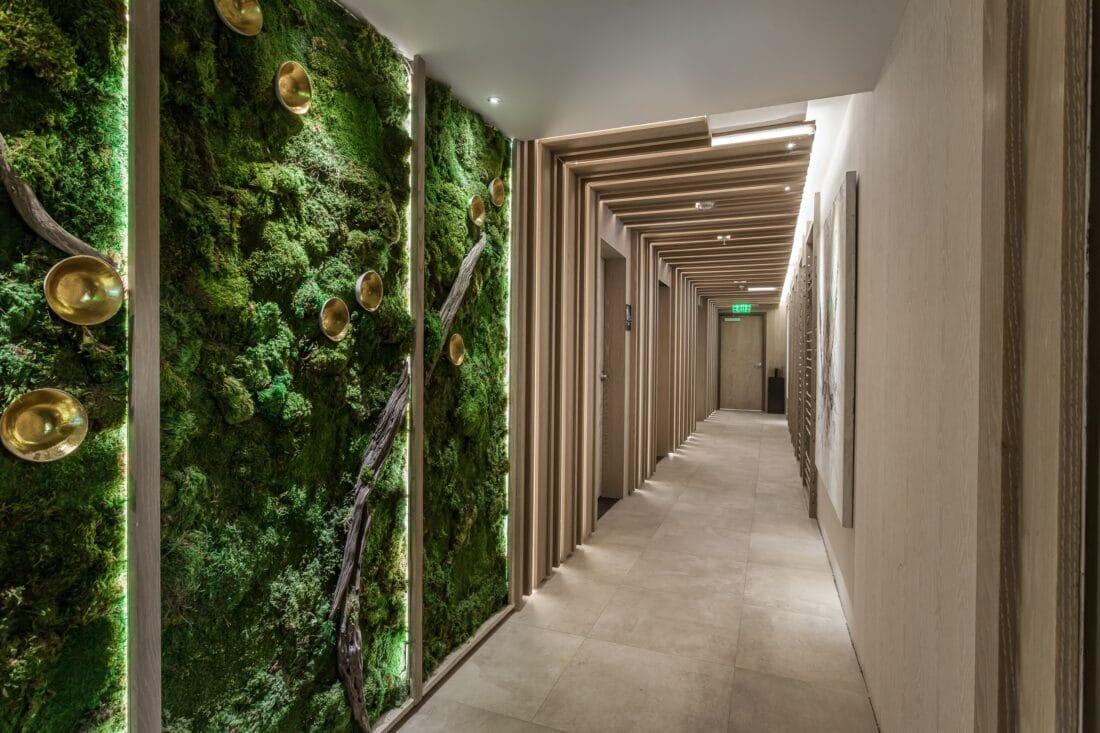 Lenox Hotel Hallway