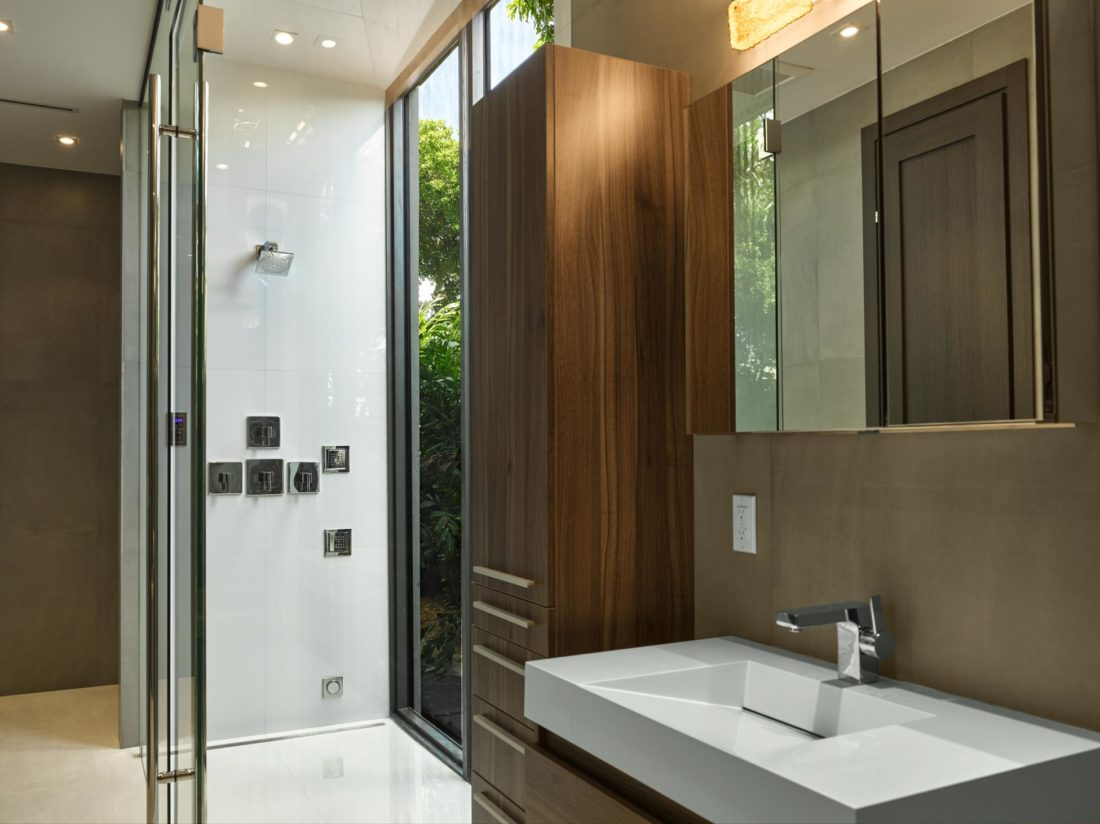 Another one of the 5 bathrooms